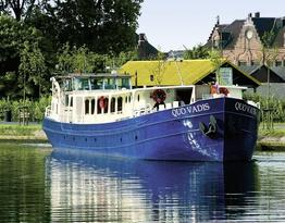 Rundreise MS QUO VADIS - Flandern Brügge - Brüssel