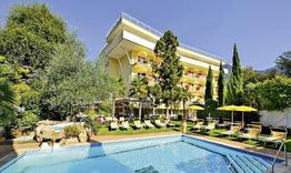 Sternradeln Meran - Hotel Anatol