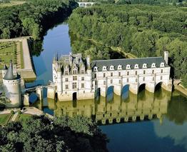 Rundreise Einzel-/Gruppentour: Schlösser d. Loire