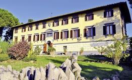 Hotel Villa Casafrassi