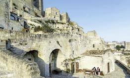 Sextantio le Grotte della Civita di Matera