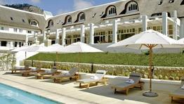 Le Franschoek Hotel and Spa