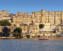 Rundreise Goldenes Dreieck-Rajasthan ab/bis Delhi