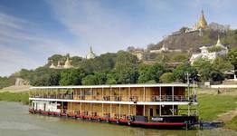 Rundreise Flusskreuzfahrt: RV Pandaw Bagan-Mandalay