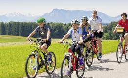 Rundreise Familienradtour Inn-Radweg