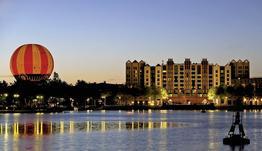 Disneys Hotel New York-Paket inkl. Parkeintritt