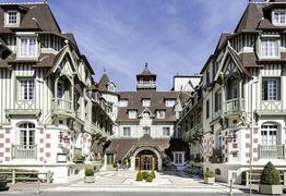 Hotel Barrière Le Normandy Deauville