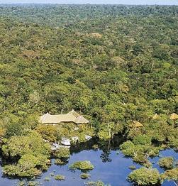 Rundreise Amazon Village