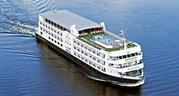 Rundreise IBEROSTAR Grand Hotel-Ship Amazon (4 Nächte)