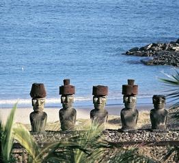 Rundreise Rapa Nui - Osterinsel (4 Nächte)