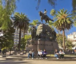 Rundreise Andengipfel & Kolonialstädte - Salta