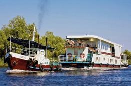 Rundreise Naturparadies Donaudelta mit Rad und Schiff