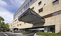 Sand Hotel by Zdrojowa