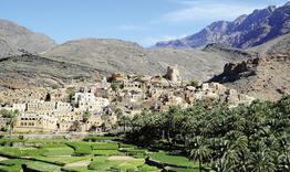 Rundreise Off-Road durch das Sultanat Oman
