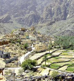 Rundreise Oman erfahren