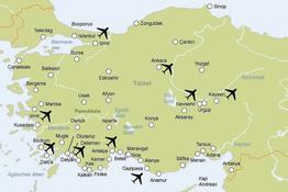 Rundreise Vom Bosporus ins Land der Feenkamine