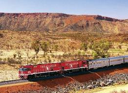 Rundreise The Ghan von Darwin nach Alice Springs