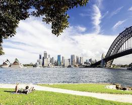 Rundreise Melbourne, Sydney, Rock & Reef