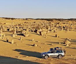 Rundreise Westküste auf eigene Faust ab Darwin/bis Perth