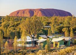 Rundreise Campingsafari Uluru Alice Springs-Ayers Rock