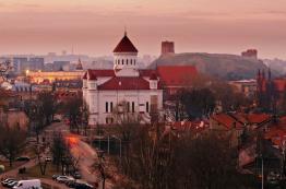 Rundreise Autotour Baltikums Schätze