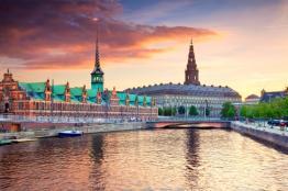 Rundreise Zug- und Schiffsreise Nordeuropas Hauptstädte
