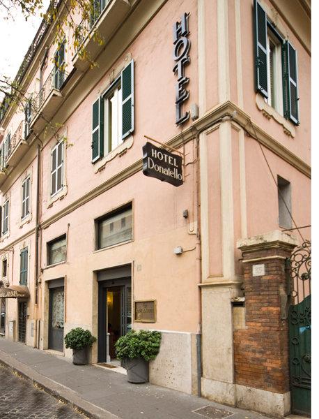 Donatello Hotel Rome