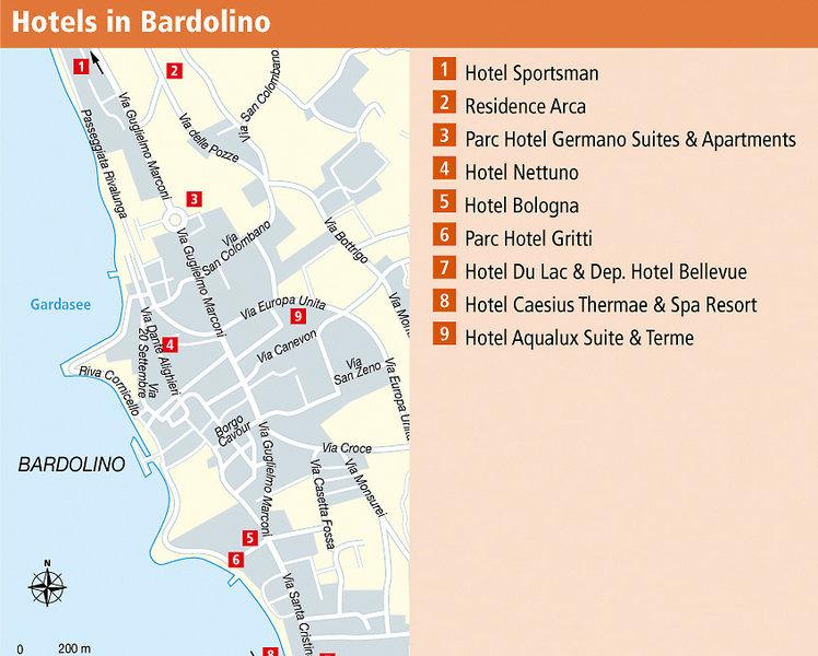Hotels In Sirmione Direkt Am See