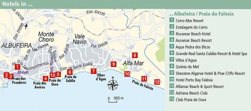 Sheraton Algarve Hotel Amp Pine Albufeira Buchen Bei Dertour