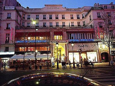 Best Western Hotel Montmartre Sacre Coeur Paris Frankreich