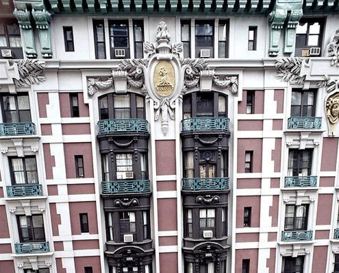 wolcott hotel new york new york buchen bei dertour. Black Bedroom Furniture Sets. Home Design Ideas