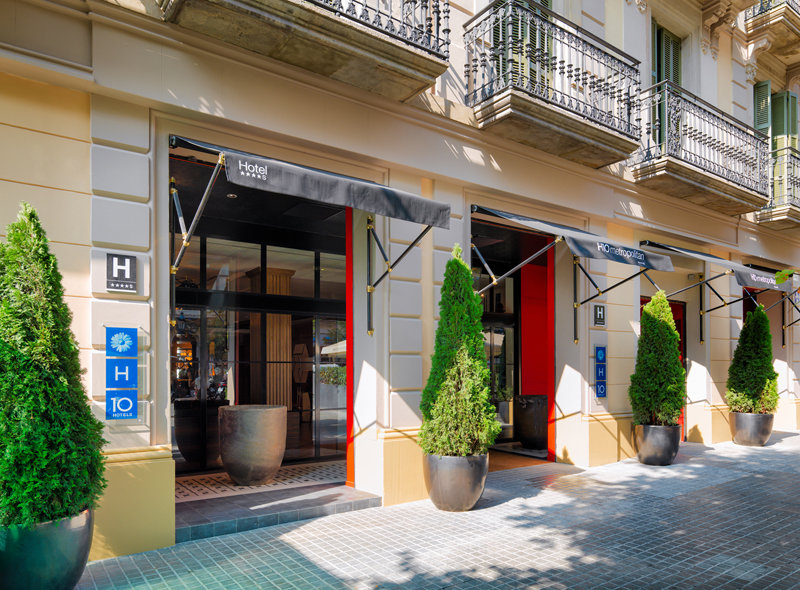 H10 Metropolitan Barcelona Buchen Bei Dertour