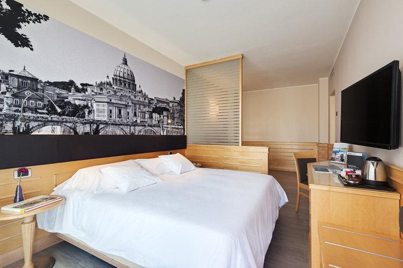 Hotel Barcelo Aran Park Rom