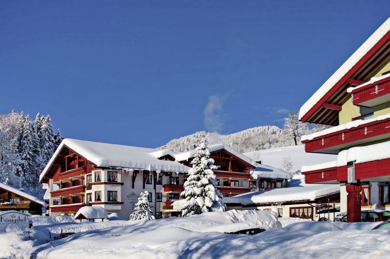 Komigshof Hotel Resort Buchen
