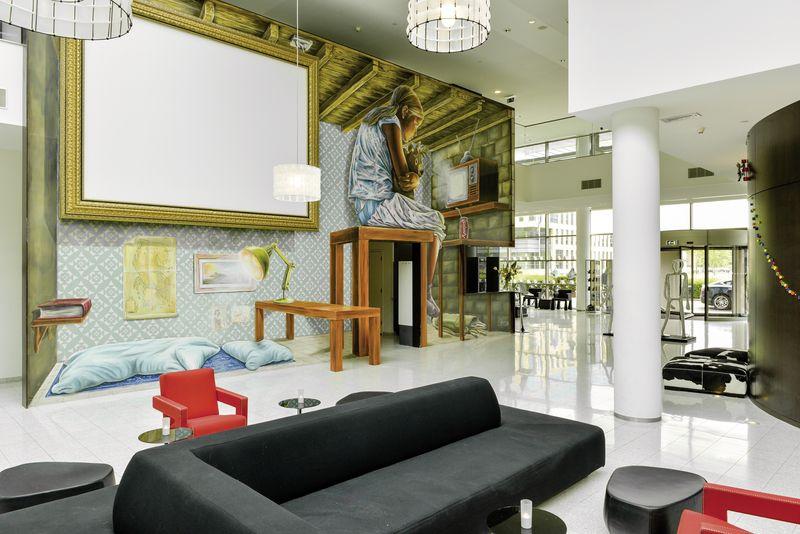 Dutch design hotel artemis amsterdam buchen bei dertour for Design hotel artemis