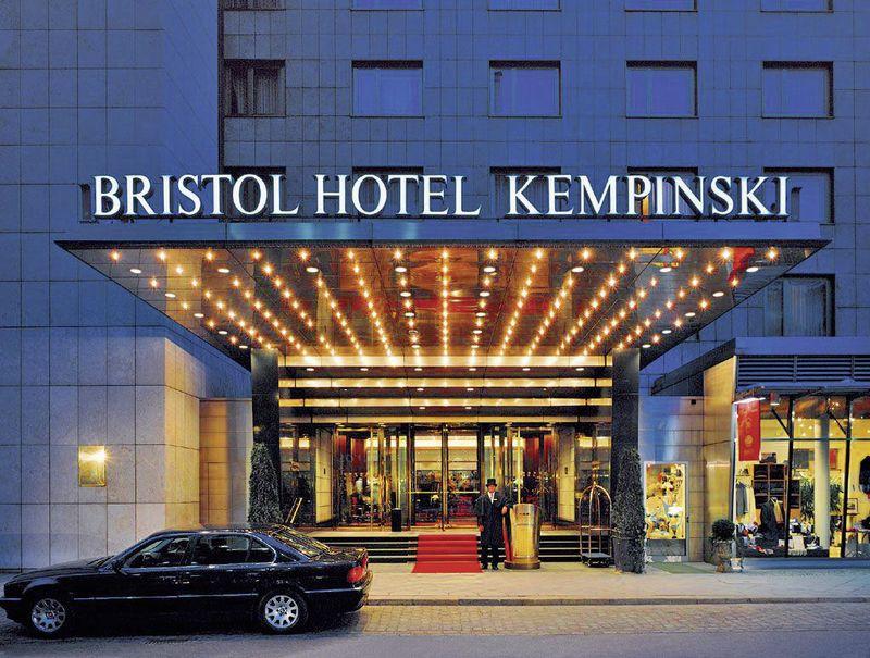Hotel Kempinski Berlin Restaurant