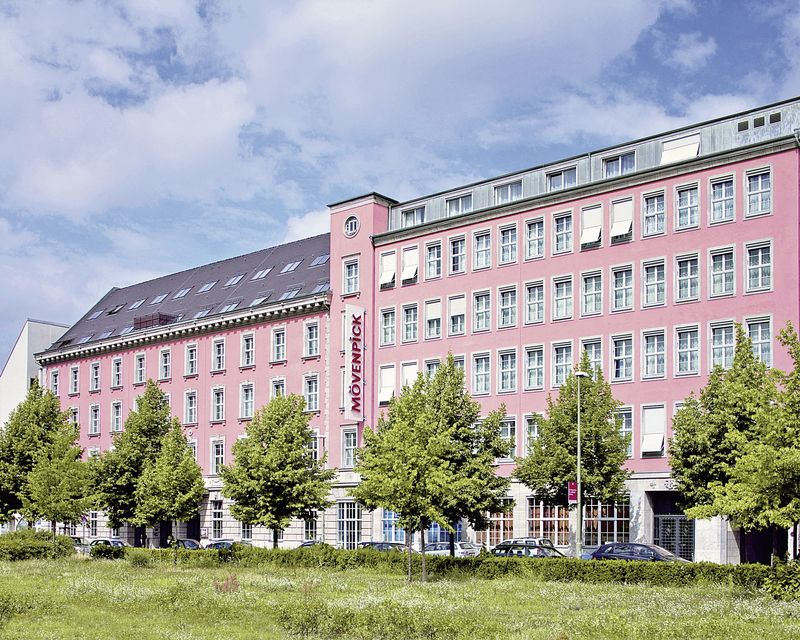 Movenpick Hotel In Berlin
