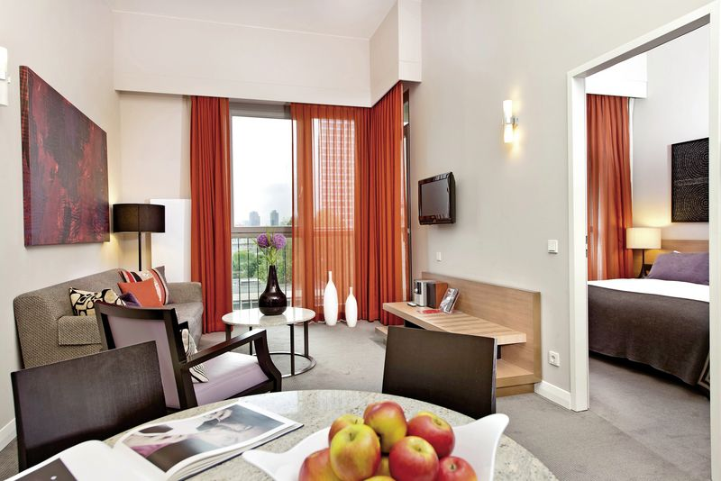 Adina Apartment Hotel Berlin Checkpoint