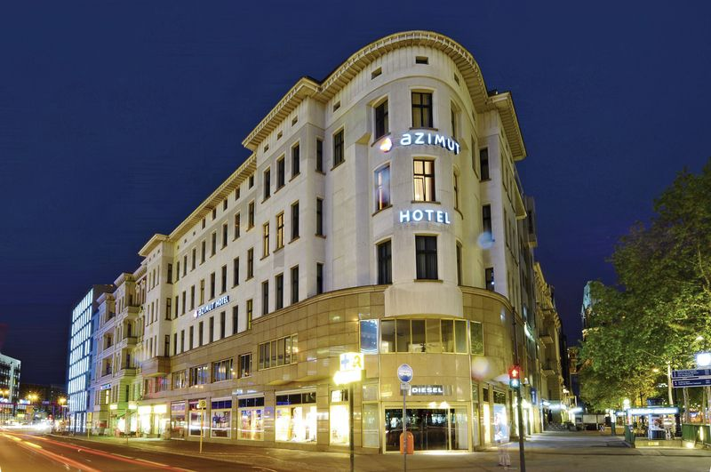 azimut hotel berlin kurf rstendamm berlin buchen bei dertour. Black Bedroom Furniture Sets. Home Design Ideas