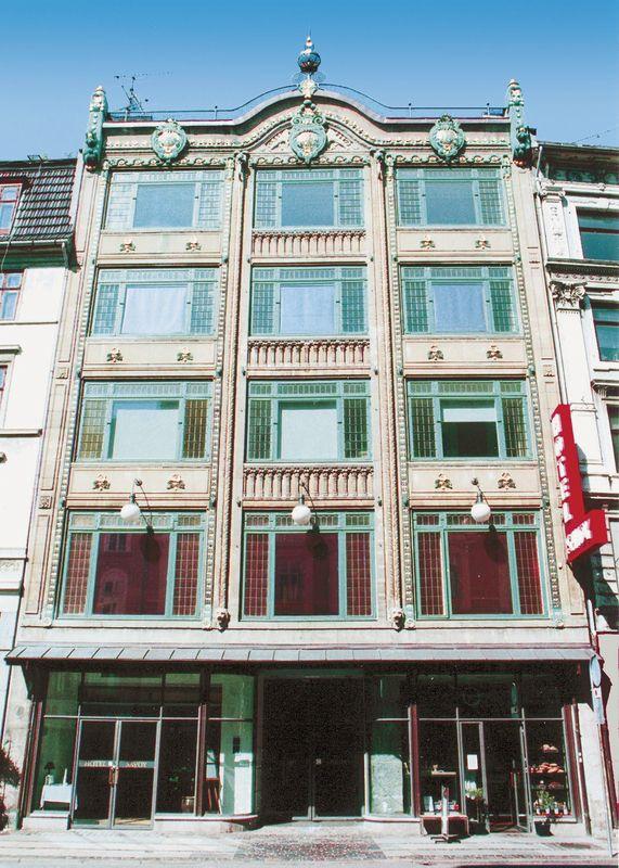 Hotel savoy kopenhagen buchen bei dertour for Hotel kopenhagen