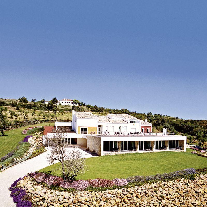 Vila valverde design country hotel praia da luz buchen for Designhotel vila valverde