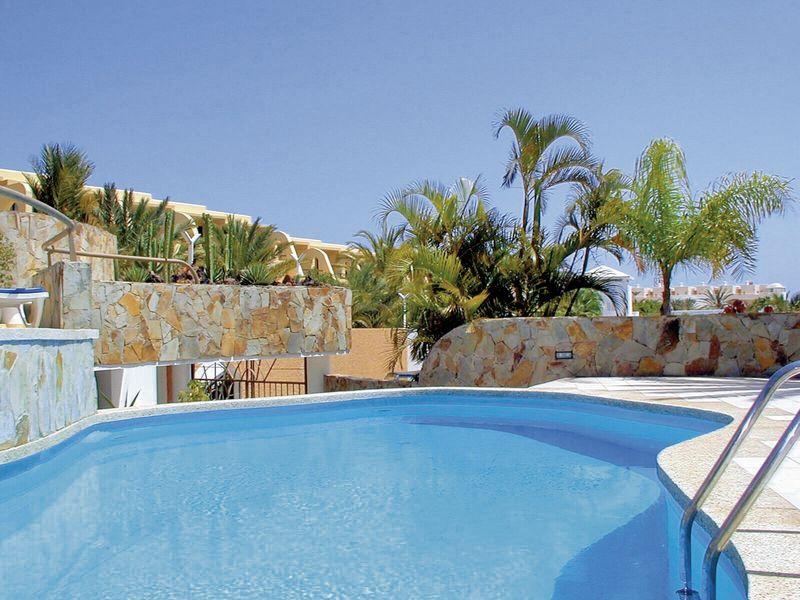 villas garden beach morro jable buchen bei dertour With katzennetz balkon mit bungalows garden beach morro jable