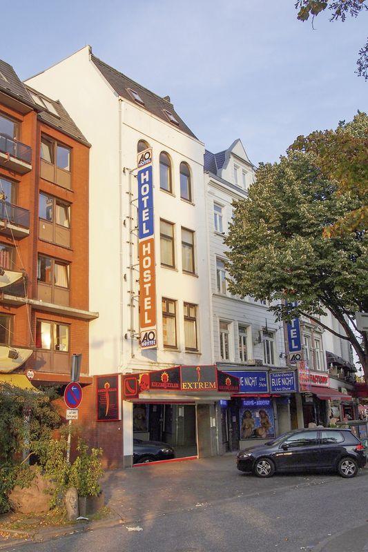 Hotel A Und O Hamburg Reeperbahn