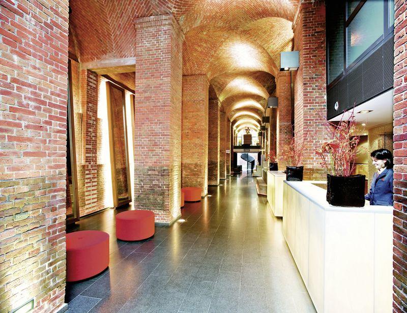 Hotel Movenpick Hamburg Sternschanze