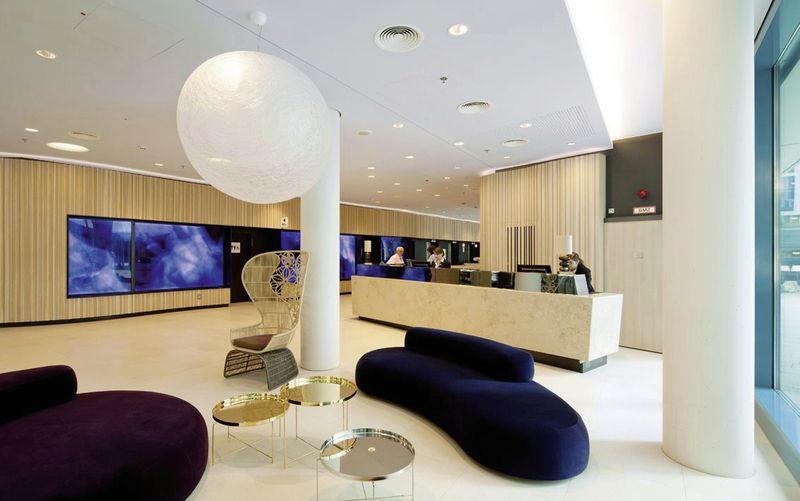 Restaurant Nahe Scandic Hotel Hamburg