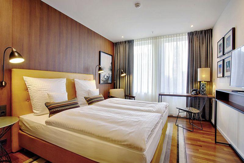 ameron hotel speicherstadt hamburg hamburg buchen bei dertour. Black Bedroom Furniture Sets. Home Design Ideas