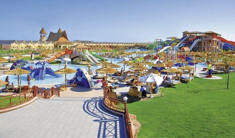 Jungle Aqua Park Restaurants
