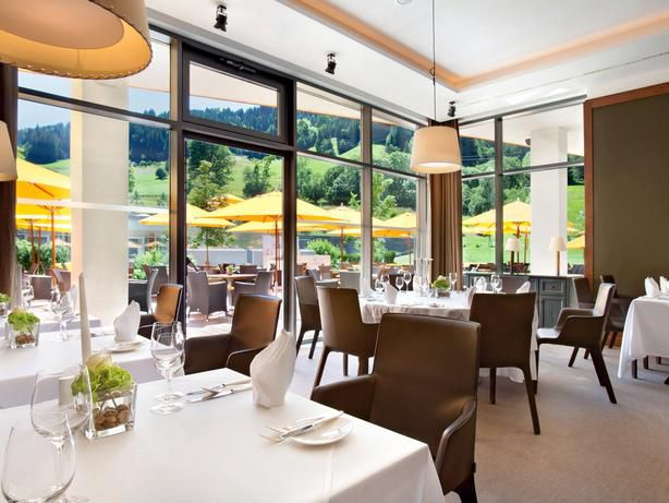 Kempinski Hotel Jochberg Restaurant