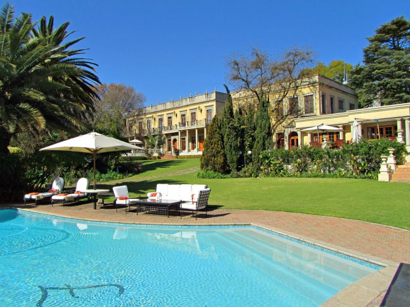 Fairlawns Boutique Hotel And Spa Sandton