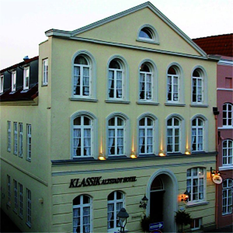 Top City Line Klassik Altstadt Hotel L Ef Bf Bdbeck